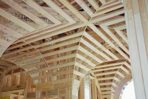 Как собрать подвесной потолок как