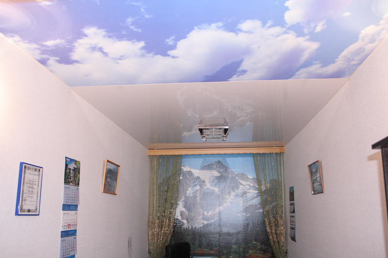 Как сделать чтобы потолки казалась выше 767