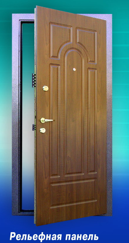 двери железные в щёлково