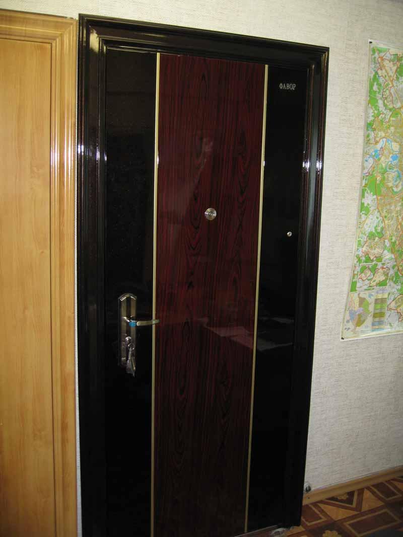 металлические двери щелково в наличии