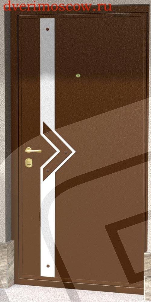 двери металлические расчет цены