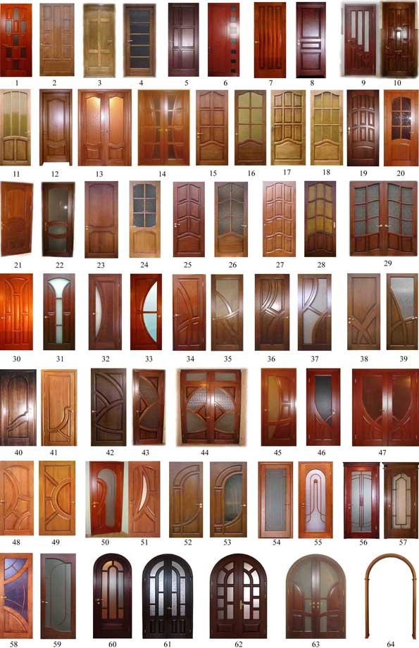 Дизайн деревянных дверей фото