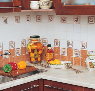 образцы кафельной плитки для кухни